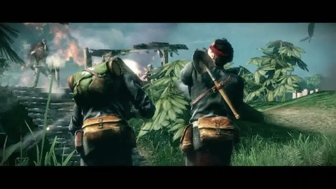 battlefield--bad-company-2-vietnam - Operation Hastings - PC - PS3 - Xbox 360 .mp4