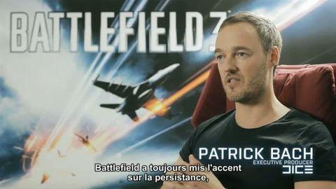 Battlefield 3 : le Battlelog en vidéo