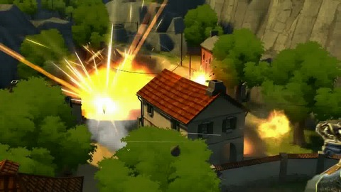Battlefield Heroes - Capture the Flag - Trailer - PC.mp4