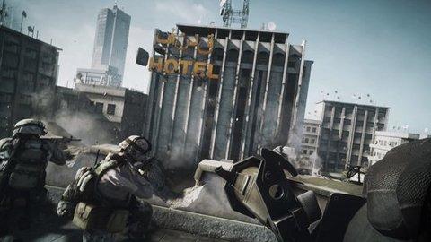Battlefield 3 première vidéo de gameplay