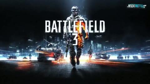 Battlefield 3 : une vidéo de gameplay en multi