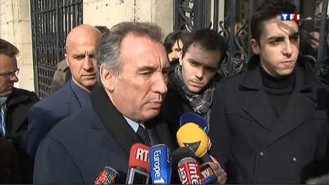 Bayrou dénonce la bipolarisation de la campagne présidentielle