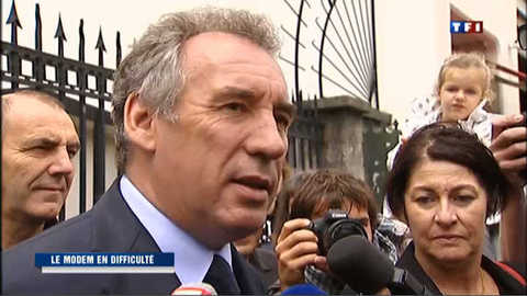 Bayrou en mauvaise posture à Pau