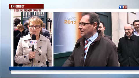 "Bayrou pourrait choisir ""de ne pas choisir"""