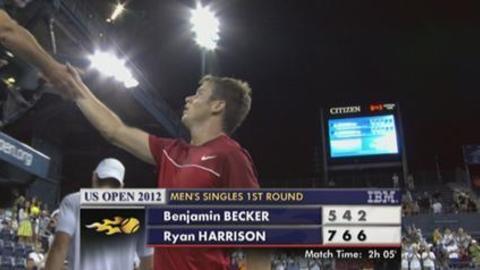 Becker vs Harrison: Le résumé