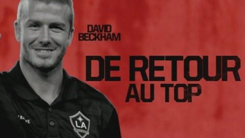 Beckham, retour à Man