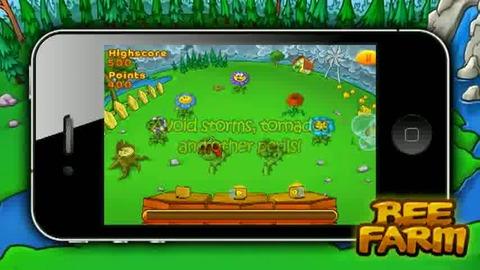 Bee Farm - Trailer - iOS - YouTube.flv