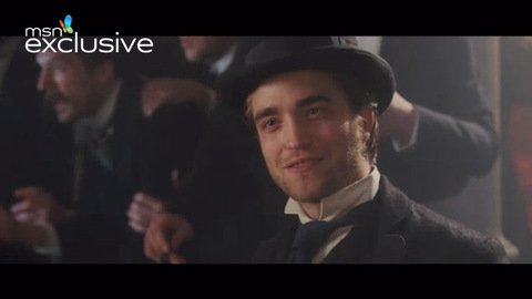 Bel-Ami - Bande-annonce avec Robert Pattinson