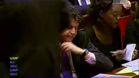Bernard Carayon - Déplacement de Nicolas Sarkozy aux USA