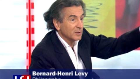 Bernard-Henri Lévy est l'invité de Christophe Barbier
