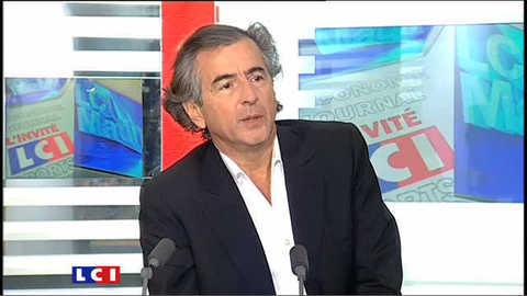 Bernard-Henri Lévy est l'invité politique de Christophe Barbier