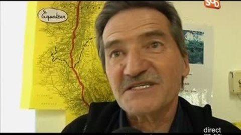 Bernard HERRARD retrouve les élèves de Léo Rousson (Nîmes)