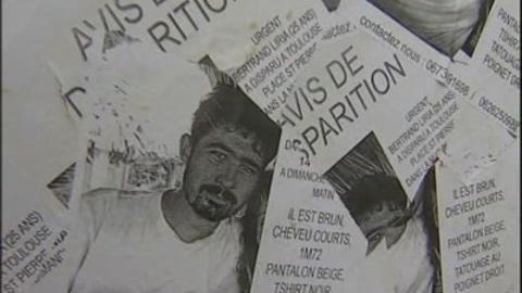 Bertrand Liria retrouvé noyé dans la Garonne