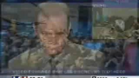 Beslan : la vidéo de la prise d'otages