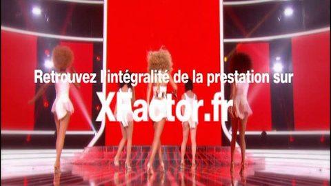 Beyoncé - Run the world- Live X Factor France