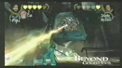 Beyond Good & Evil - Retro Commercial / Trailer - 2003 Ubisoft