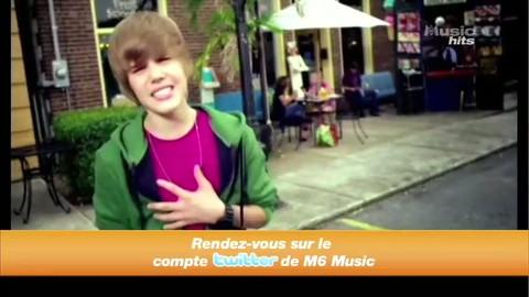 Bieber: M6 Music Hits organise un jeu géant sur Twitter...