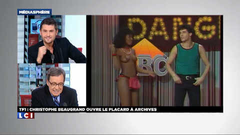 Bientôt le retour des femmes nues sur TF1 ?