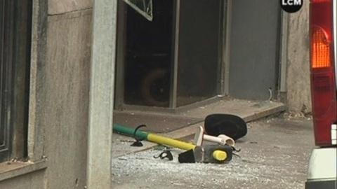 Une bijouterie attaquée à coup de masse (Marseille)
