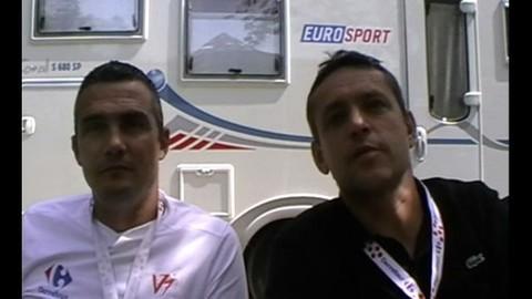 Le bilan du Tour de Richard Virenque et Jacky Durand