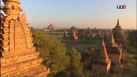 Birmanie : les temples de Bagan entre rêve et rivalité