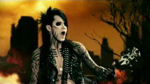 Black Veil Brides - Fallen Angels (2011)