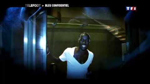Bleu Confidentiel : dans les coulisses de l'Equipe de France (09/10/2011)