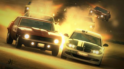 BLUR : les voitures