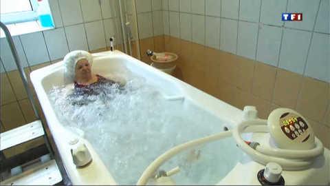 Les bons soins de Plombières-les-Bains