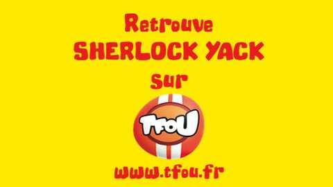 BONUS : Dessin de Sherlock Yack - Sherlock Yack