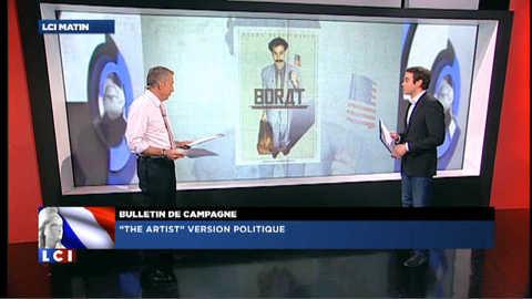 Borat, film culte de Nicolas Sarkozy