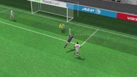Bordeaux-Lille: Les buts en 3D