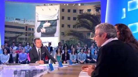 Boujenah Des Pleurs Pour La Tunisie