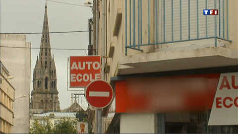 Brest : porte close à l'auto-école