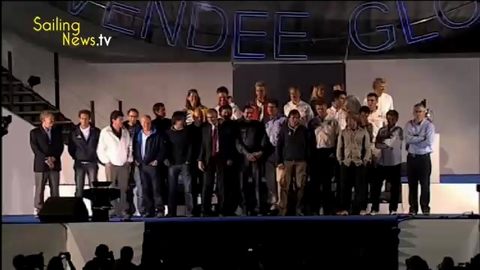 Brêve : le Vendée Globe fait son festival