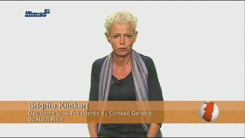 Brigitte Klinkert exclue de la majorité du Haut-Rhin?