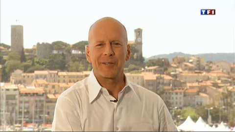 Bruce Willis, inspecteur de police au grand coeur