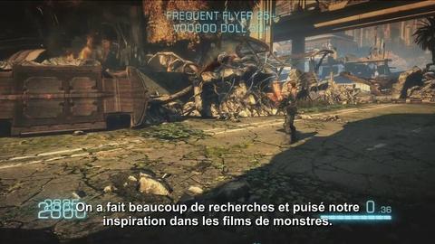 Bulletstorm - Démo Gamescom commentée