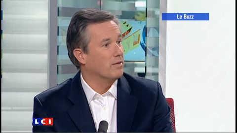 Le Buzz (1/2) - Nicolas Dupont-Aignan se fait remarquer sur le net
