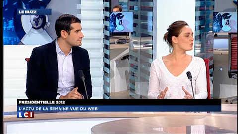 Le Buzz (2/2) - Vanneste, l'affiche de Sarkozy.. L'actu politique de la semaine, vue du web