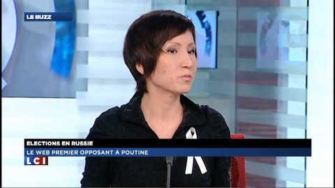 Le Buzz (2/2) du vendredi 2 mars 2012 : Olga Nikolaeva