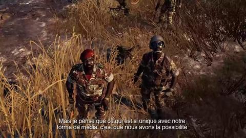 Call of Duty Black ops 2 - carnet des développeurs FR