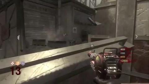 Call of duty Black ops Zombie Ascension: LES SECRETS !!!