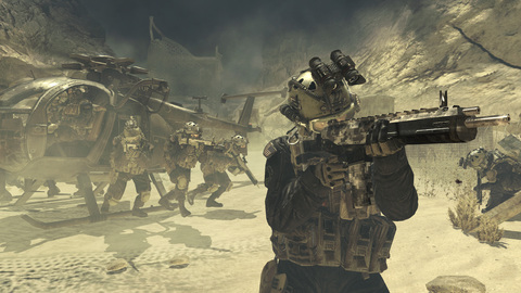 CALL OF DUTY : Modern Warfare 2 - Un lancement spectaculaire !