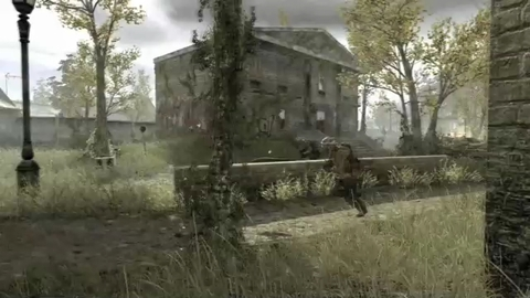 Call of Duty 4 Modern Warfare-PS3/Xbox360-Guillie in the mist