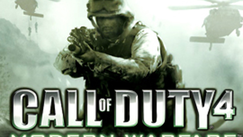 Call Of Duty 4 : Reveal