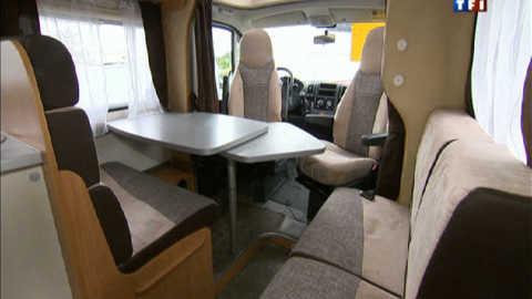 Le camping car envahit la France