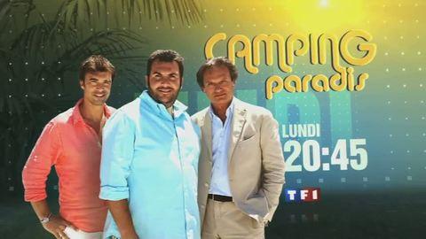 CAMPING PARADIS - LUNDI 30 AOÛT 2010 20:45