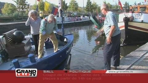 Le Canal de Roubaix fait peau neuve !