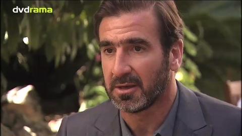 Cannes 2009 - Interview de Eric Cantona
